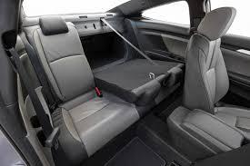 nissan altima 2016 back seat fold down 2016 honda civic coupe review automobile magazine