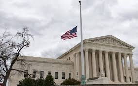 White House Flag Half Mast Border Patrol Shooting Of Mexican Teenager Comes To Supreme Court