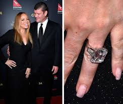 carey wedding ring 15 most expensive engagement wedding rings photos