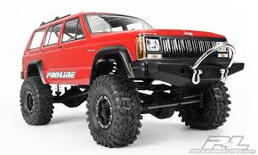 rc jeep for sale pro line 1992 jeep 3321 for rock crawler