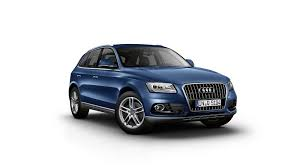 Audi Q5 Blue - millionth audi q5 drives off the assembly line in ingolstadt