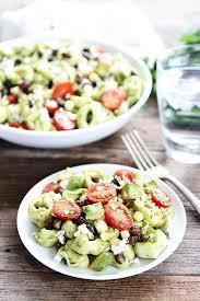 Salad Main Dish - mexican tortellini salad recipe two peas u0026 their pod