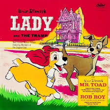 disney u0027s u201clady tramp u201d records