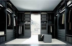 closet u0026 storage elegant black walk in closet wardrobe color