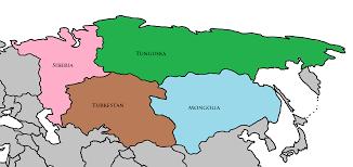 Turkestan Map Image Altai Fidem Pacis Png Alternative History Fandom