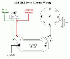 gm hei wiring diagram gm wiring diagrams instruction