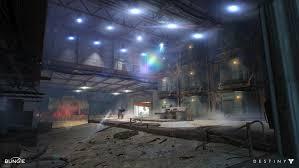 artstation destiny cosmodrome generator room dorje bellbrook