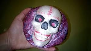 Amazing Skull - amazing skull bath bomb demo picture by psycho