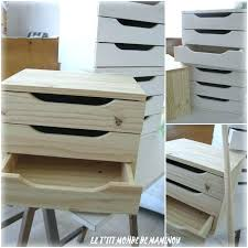 petit meuble de bureau petit meuble bureau tiroirs bureau en bois moderne postnotes