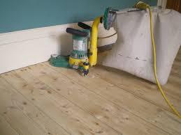 Hummel Floor Sander Price by Wood Floor Sander How We Refinished Our Old Hardwood Floors Via A