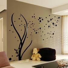 house decoration items online shop 3d acrylic family tree wall stickers living room wall