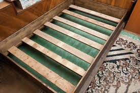 How To Make A Platform Bed by Bed Frame Wood Queen Bed Frame Plans Diy Wood Bed Wood Queen Bed