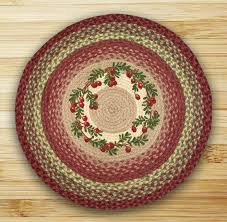 Braided Jute Rugs Cranberries Braided Jute Rug By Capitol Earth Rugs The Weed Patch