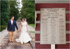 rustic wedding programs southern winery wedding rustic wedding chic