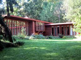 Usonian House by Yours In September 2014