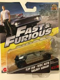 fast and furious 6 cars fast u0026 furious 6 flip car otoc auto vagany go kart 1 55 scale