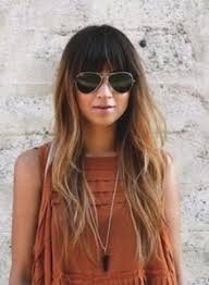 hairstyles for straight across bangs the 25 best straight across bangs ideas on pinterest choppy