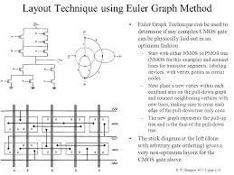 layout techniques definition cmos circuit and logic design ppt download