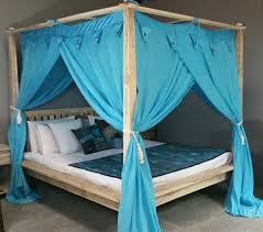 bed canopy diy simple yet fabulous ideas to use curtains idolza