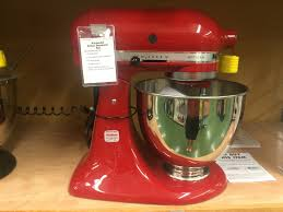 Artisan Kitchenaid Mixer by Where To Find The Cheapest Kitchenaid Stand Mixer Oregonlive Com