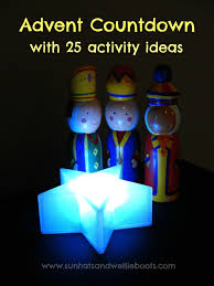 sun hats u0026 wellie boots 10 advent activities for young children