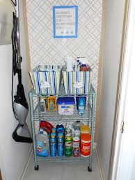 cleaning closet ideas september 2012 delightfully noted