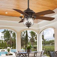 Outdoor Ceiling Fans With Lights Wet Rated by Ceiling Inspiring Outdoor Fans Wet Rated For Fan With Light Modern