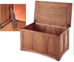 build a simple treasure chest secret compartment camping and