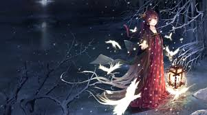 winter anime wallpaper hd 378 snowfall hd wallpapers background images wallpaper abyss
