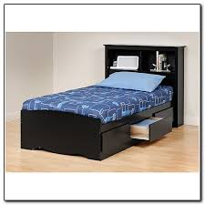 new twin bed with storage and headboard 48 in easy diy upholstered
