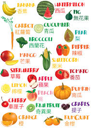vegetable u0026 fruits how good are they free printable for kids