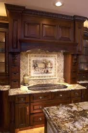 stained glass tile backsplash kitchen white tile glass mosaic tile