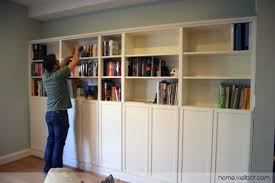 ikea bookcase with doors fave billy bookcase built in i ve see billy bookcase hack