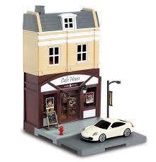 hopscotch rmz rmz city diorama set cafe house