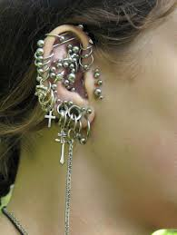 awesome cartilage earrings 10 things i wish i knew before getting a piercing gurl