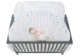 Crib Tent For Convertible Cribs Baby Crib Tent Safety Net Pop Up Canopy Cover Never
