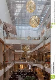christmas decoration jk mall sao paulo editorial stock image