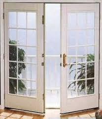 sliding glass doors to french doors french patio door with blinds between the glass door to be
