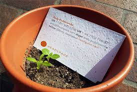 seed cards plantable greeting cards day2dayprinting eco friendly business