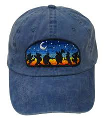 grateful dead hat moondance embroidered baseball cap hat