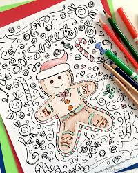 best 25 gingerbread man coloring page ideas on pinterest