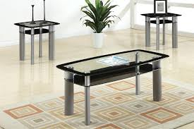 Glass Table For Living Room Glass End Tables Glass Coffee Tables For Living Room Doozie Me
