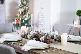 christmas table decorations christmas table decorations rustic christmas decor