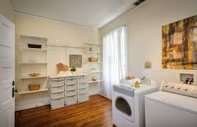 Free Standing Storage Shelf Plans by 33 Laundry Room Shelving And Storage Ideas