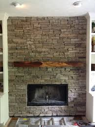 the fireplace remodel part 3 theprojectmaven