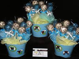 teddy bear baby shower cake pops blue and white cake pops u2026 flickr