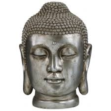 bronze chagne gold buddha ornament