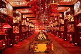 decoration for indian wedding what is the approximate cost of wedding decorators only in india