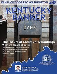 Kentucky joint travel regulations images Kentucky bankers magazine november 2014 by kentucky bankers jpg