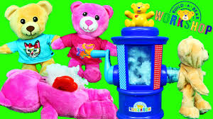 build your own teddy build a workshop station where you can make plush at
